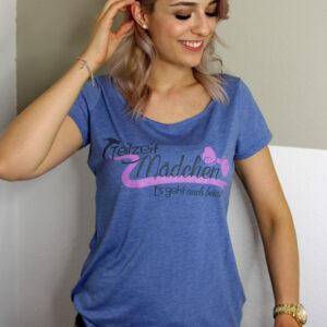"""T-Shirt """"Teilzeit-Mädchen"""""""